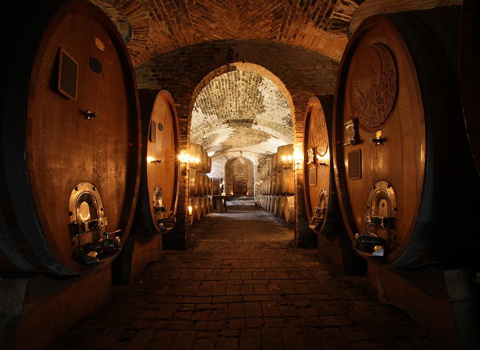 Cantina del Castello di Razzano