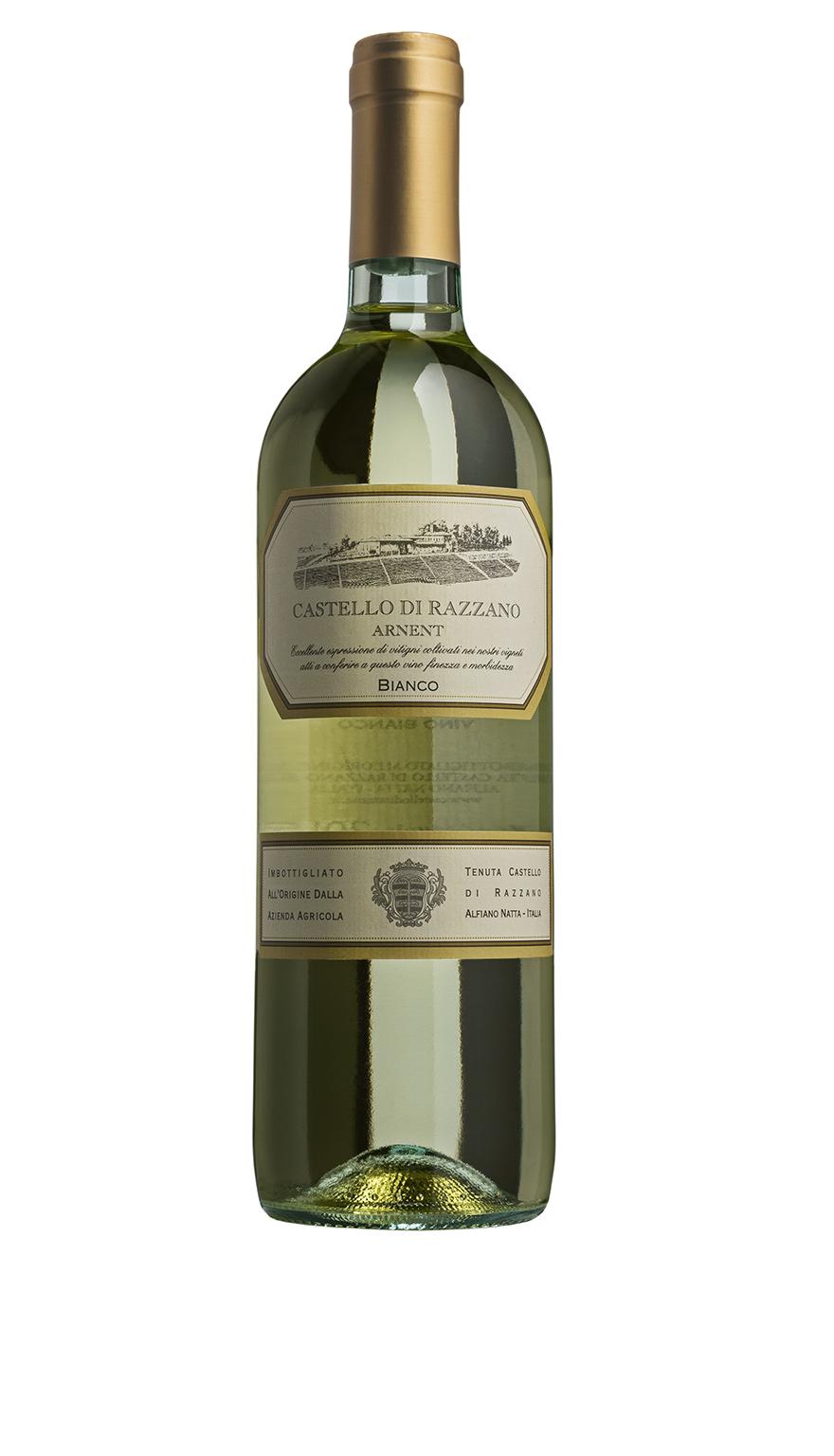ARNENT - Arneis/Chardonnay- Castello di Razzano