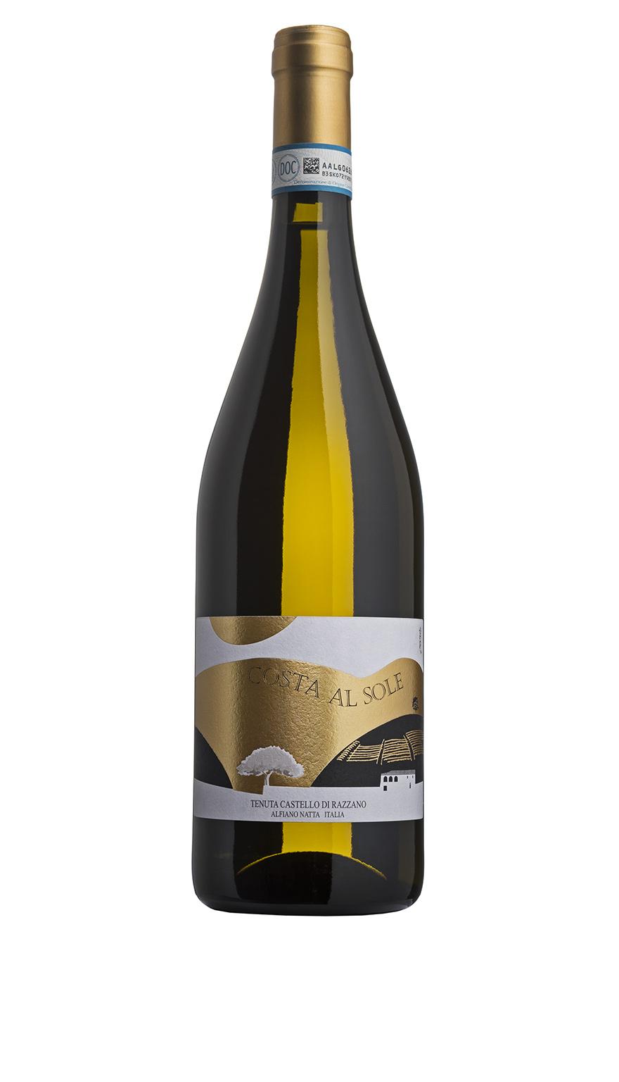 COSTA AL SOLE - Chardonnay - Castello di Razzano