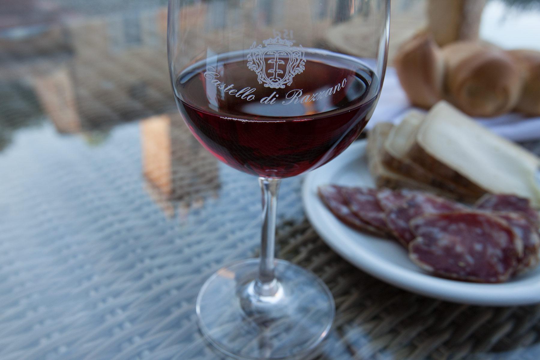 I vini del Castello di Razzano