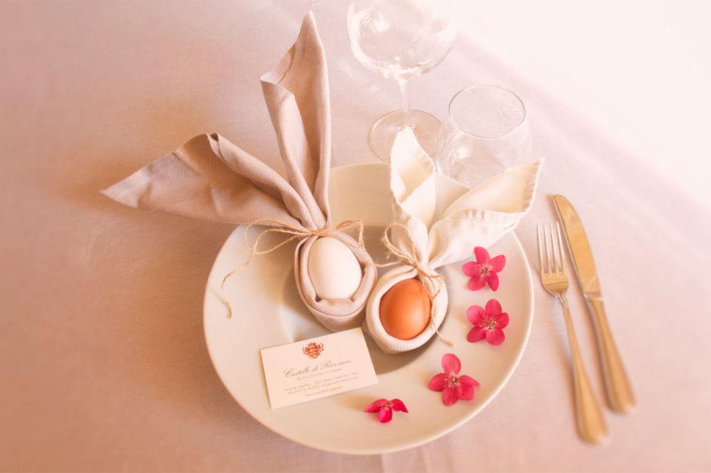 Domenica 12 aprile 2020: Pranzo di Pasqua al Ristorante del Castello di Razzano